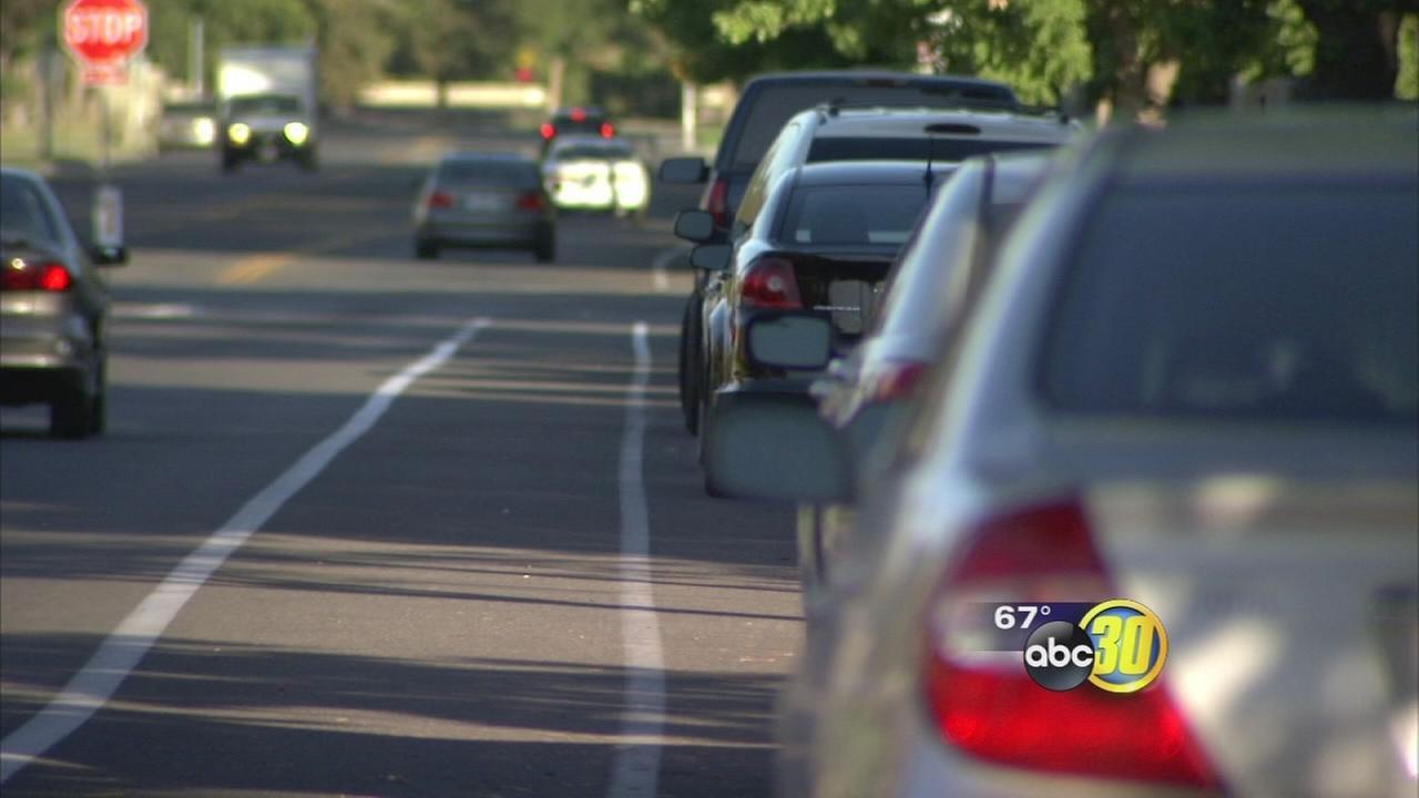 Vehicle break-ins on the rise in Northwest Fresno