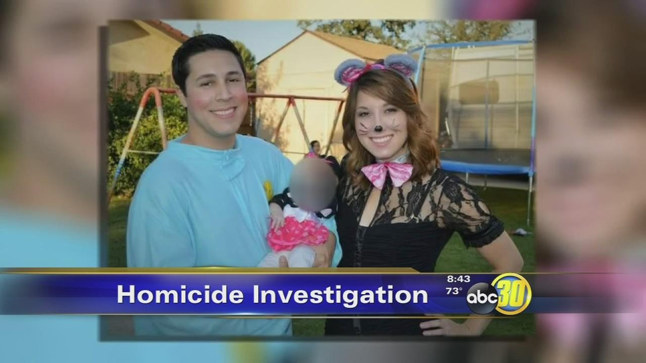 2 Visalia parents accused of killing their baby