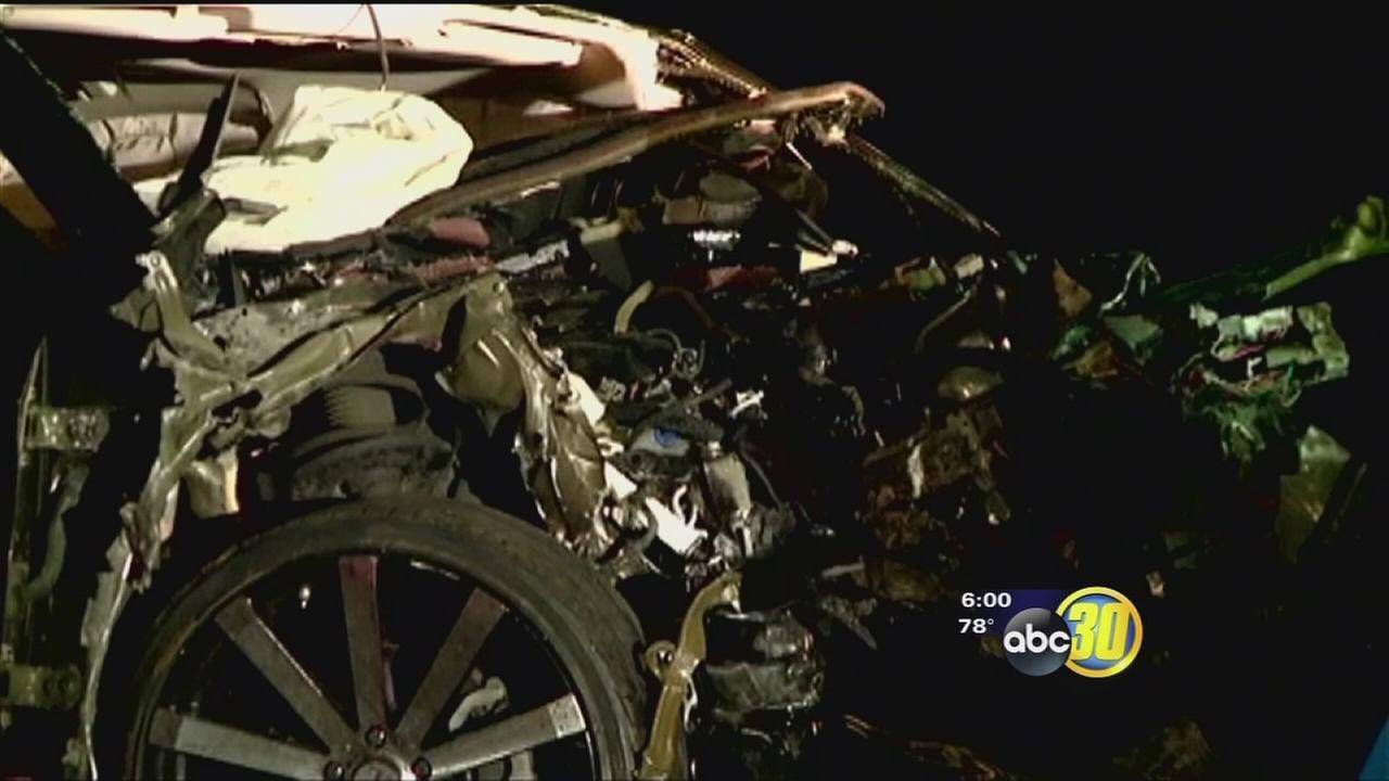 5 Killed, 2 critically injured in accident on state route 120 in Groveland