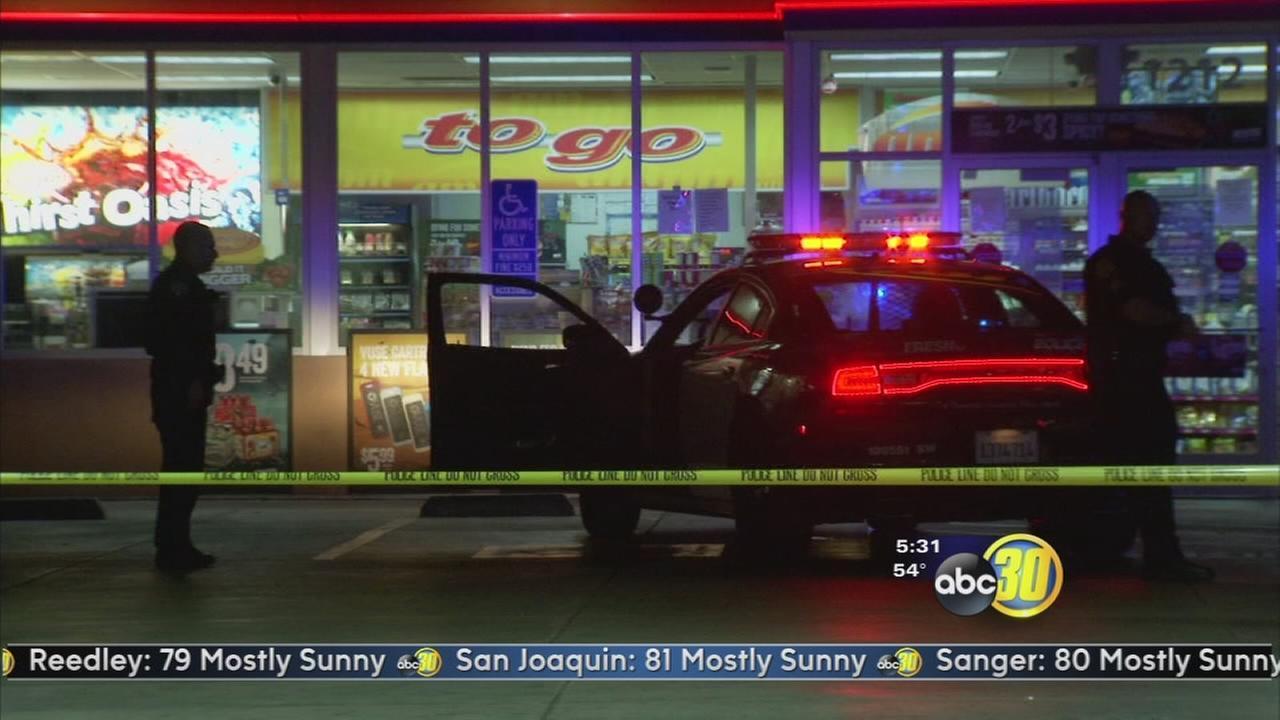 Man shot in Downtown Fresno