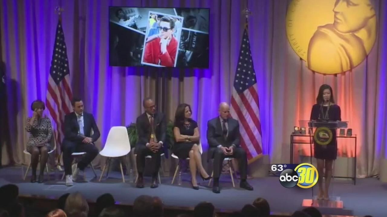 Eight popular Californian figures inducted into the California Hall of Fame