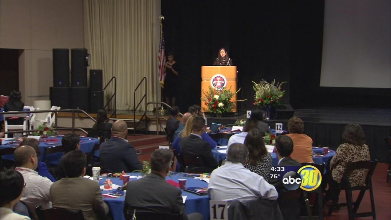 Latino Leadership Education Summit takes a closer look at Latino students