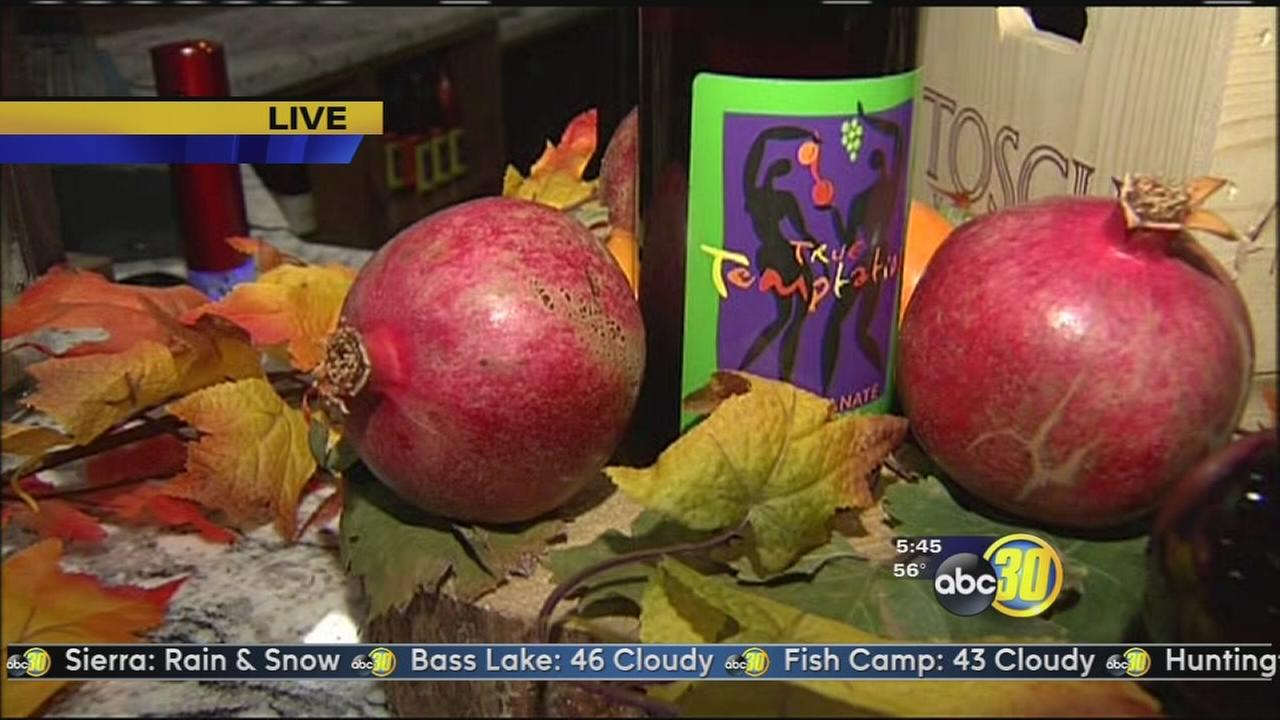 Madera celebrates all things pomegranate
