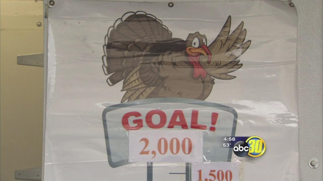 Poverello House hoping to serve more turkey to hungry families this year