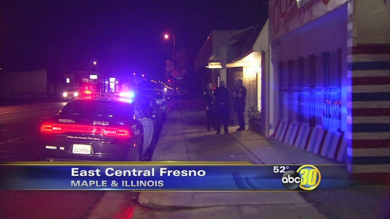 Armed robbery at Herba-Life in central Fresno