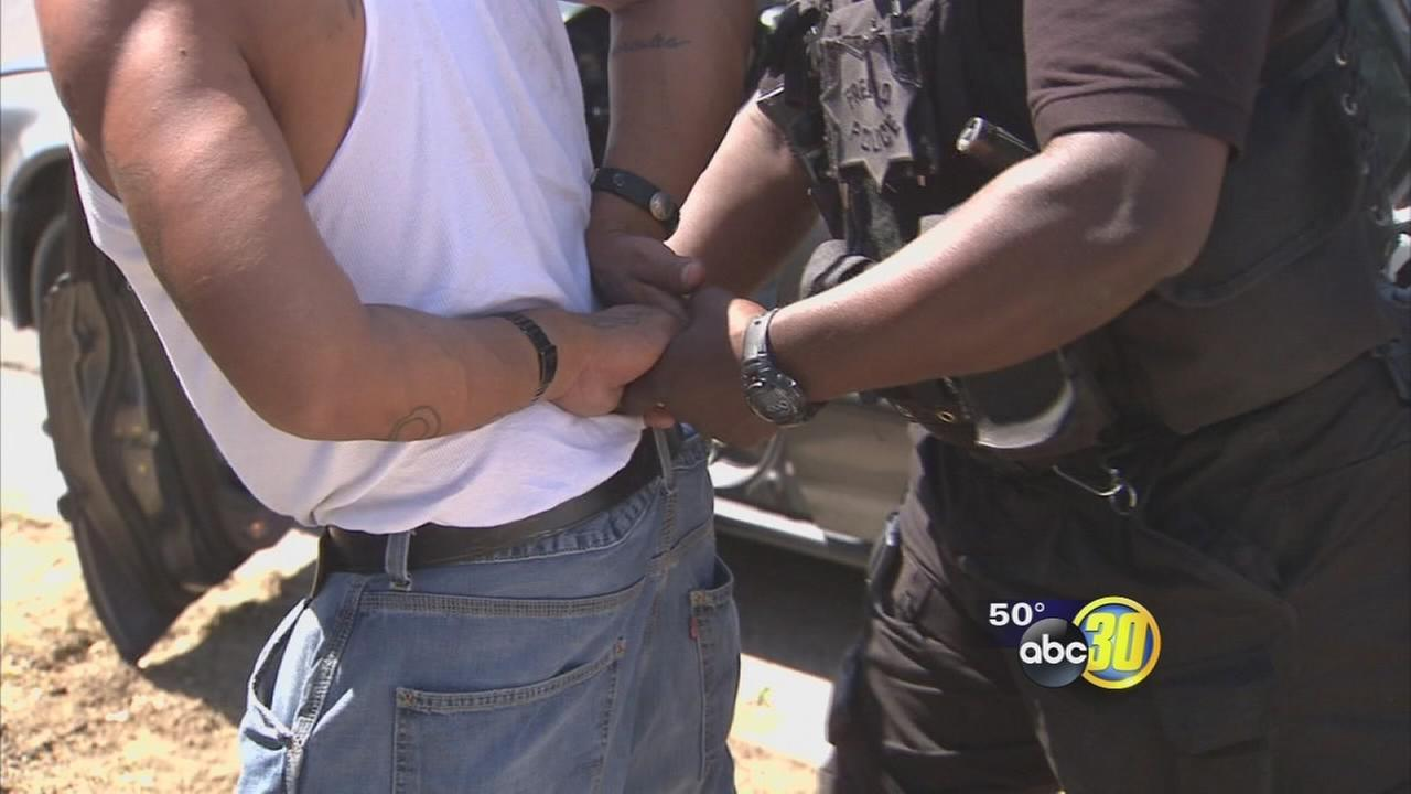 Fresno PD working to make northwest Fresno a safer place