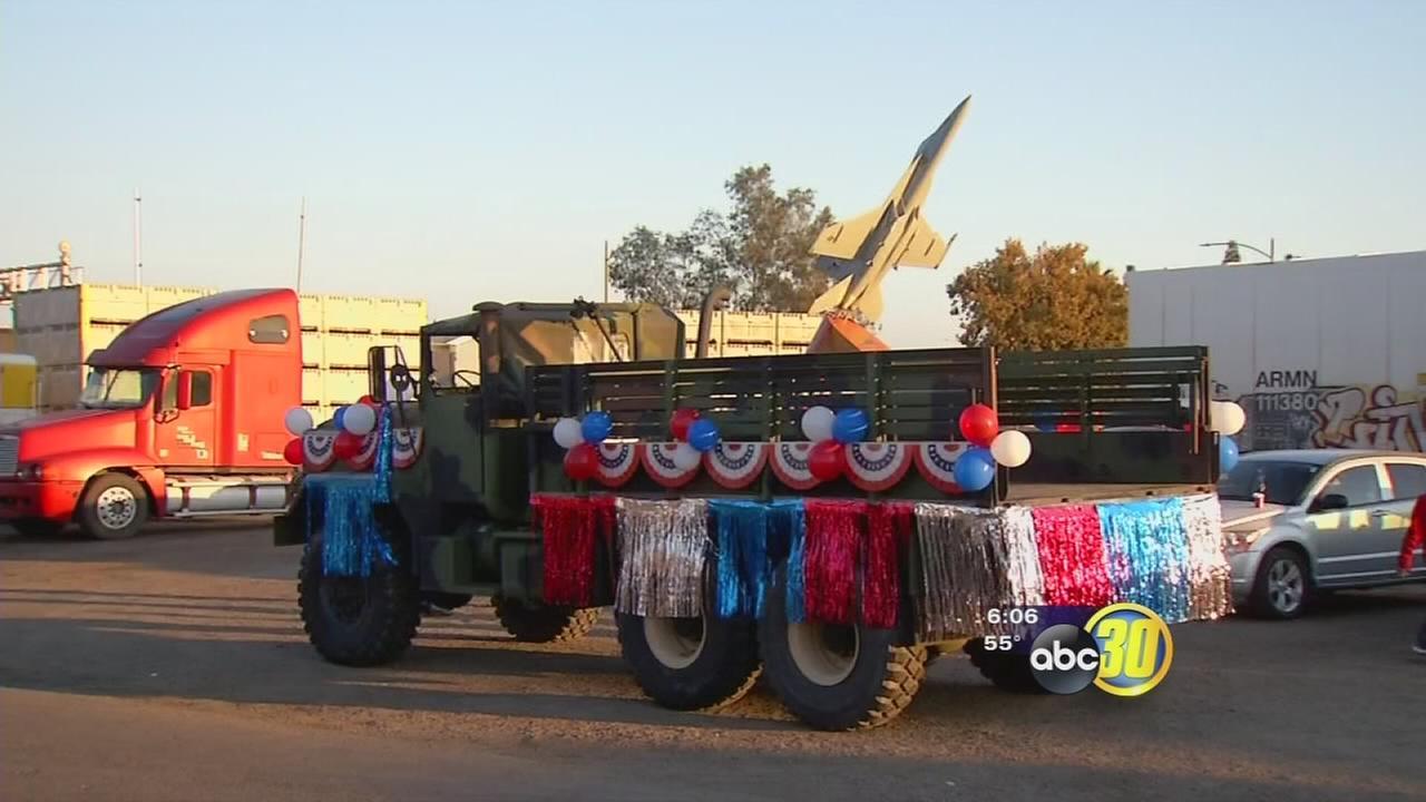 Lemoore Veterans Day Parade