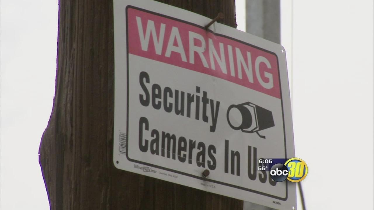 Home surveillance systems becoming more popular in Central Valley