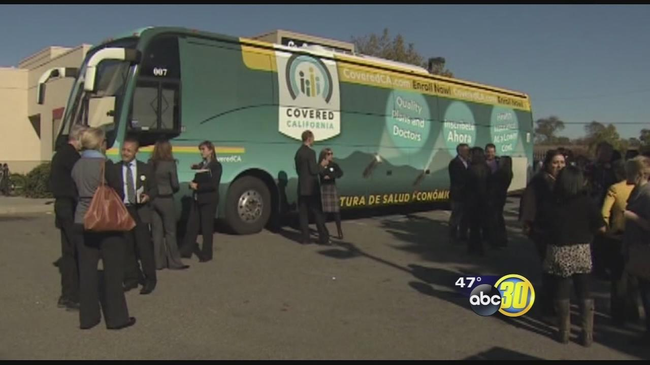 Coverd California bus tour wrapes up