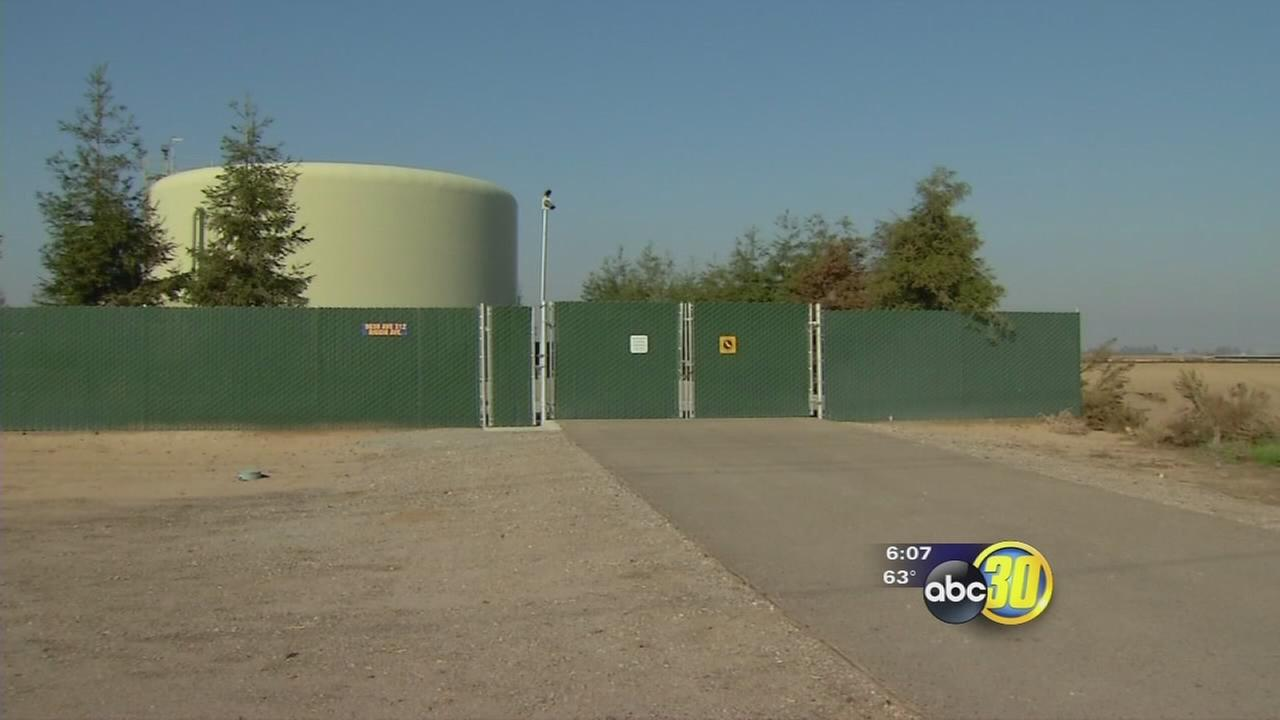 Tension over drinking water in Visalia