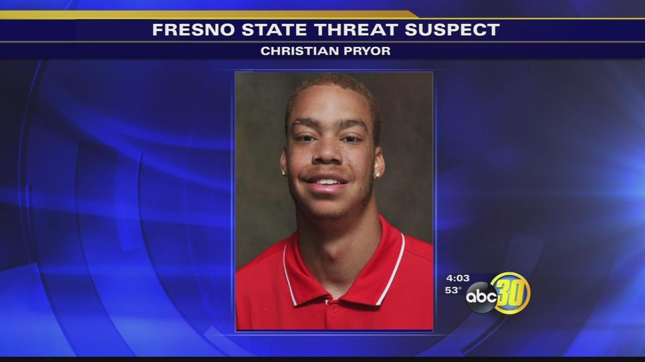 Charges filed after Fresno State shooting threat