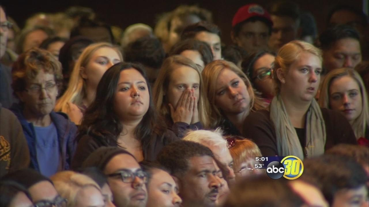 CSULB students trying to come to grips day after vigil for student killed in Paris attacks