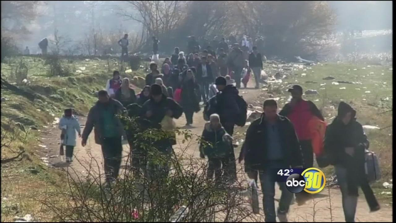 Syrian refugee backlash starts conversation at home