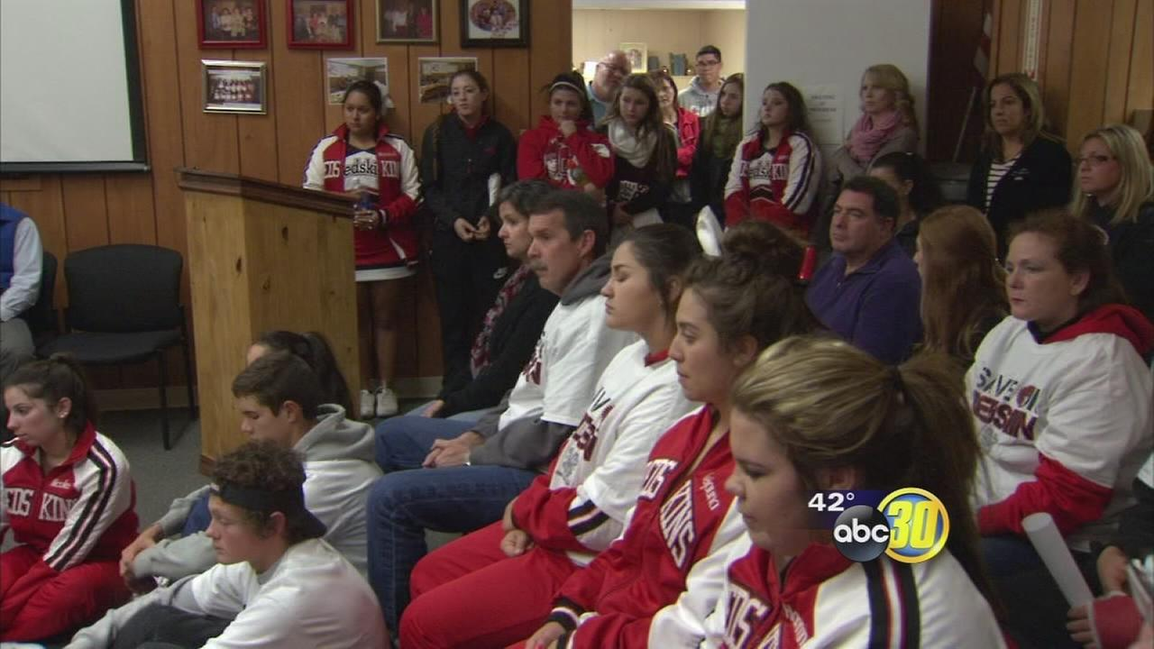 Gustine High School forced to change school mascot