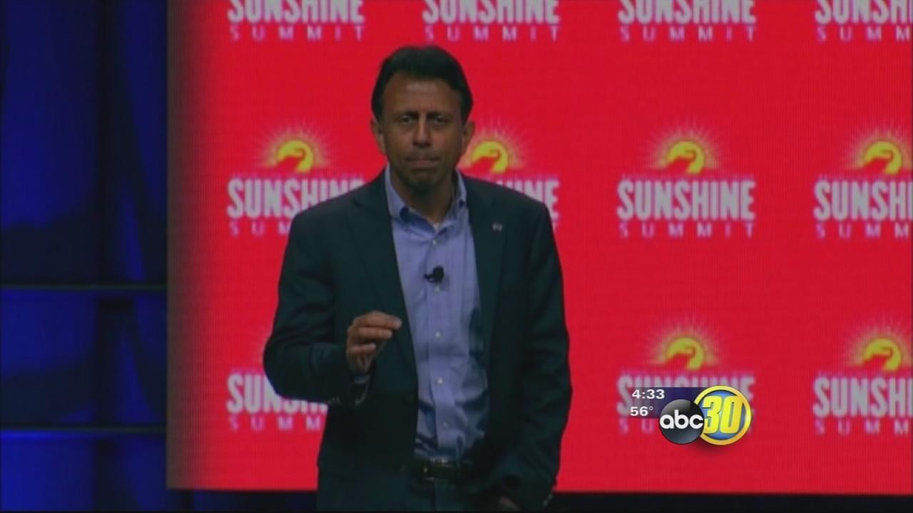 Jindal says he is dropping out of 2016 race for president