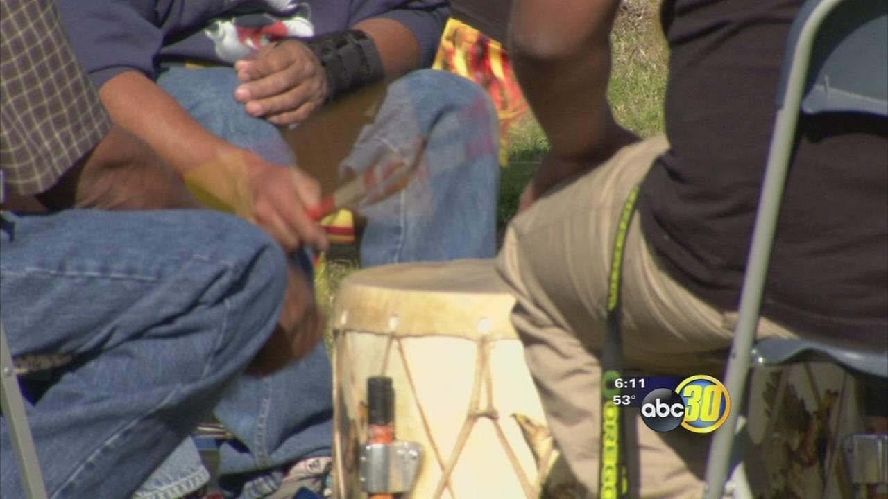 Native American Heritage Day celebrated by local college