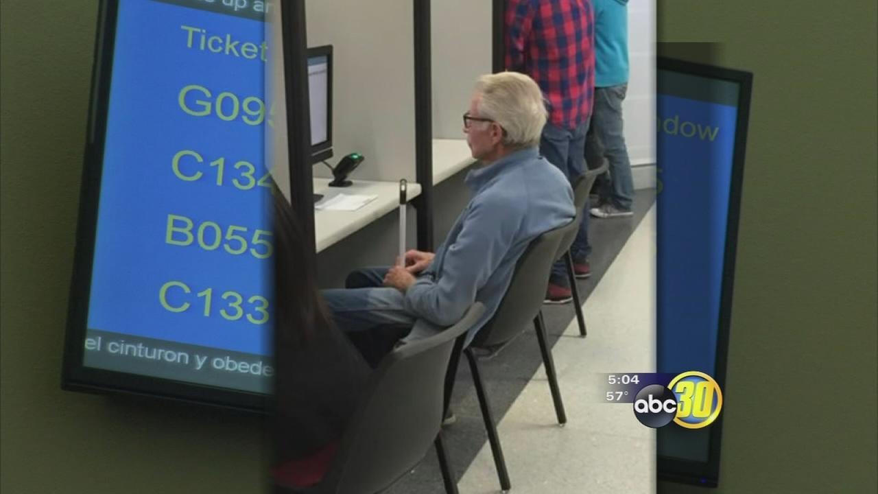 DMV computers stump 82-year-old Fresno man