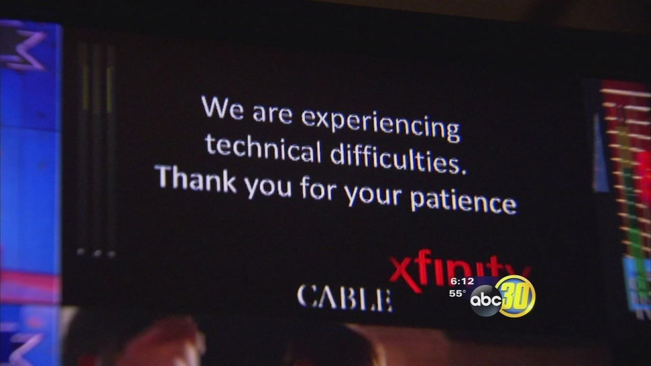 Comcast outage leaves Valley residents feeling disconnected