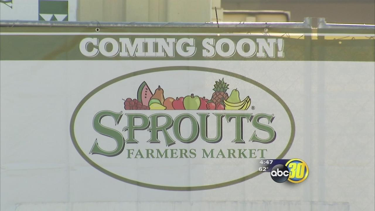 Sprouts hiring for new Clovis store