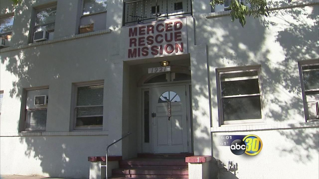 Forced sexual favors-for-food at Merced shelter, lawsuit claims