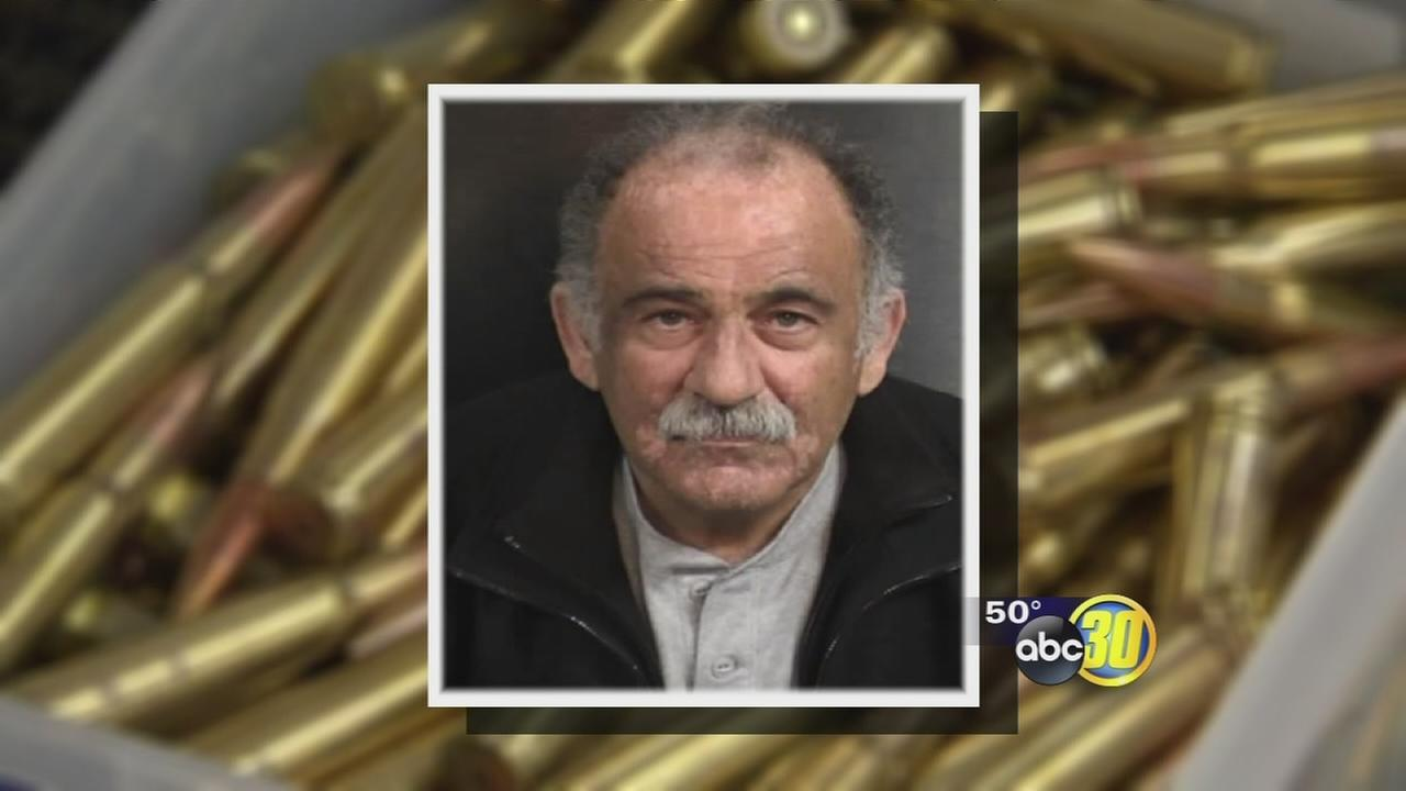 Clovis man claims DOJ wrongfully seized 541 guns from his home
