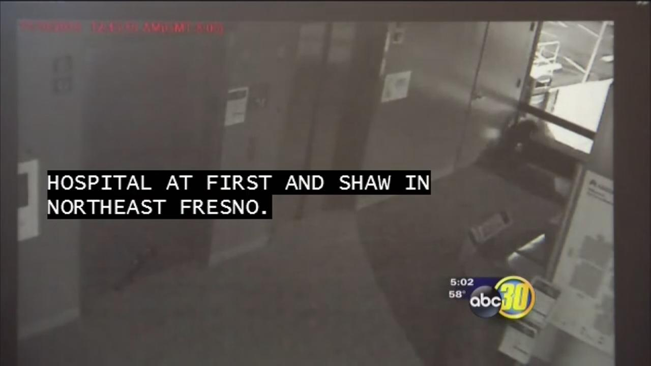 Kaiser attempted robbery