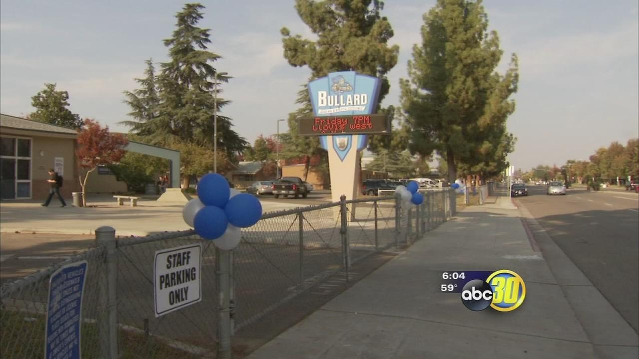 Bullard High student facing charges after punching a teacher