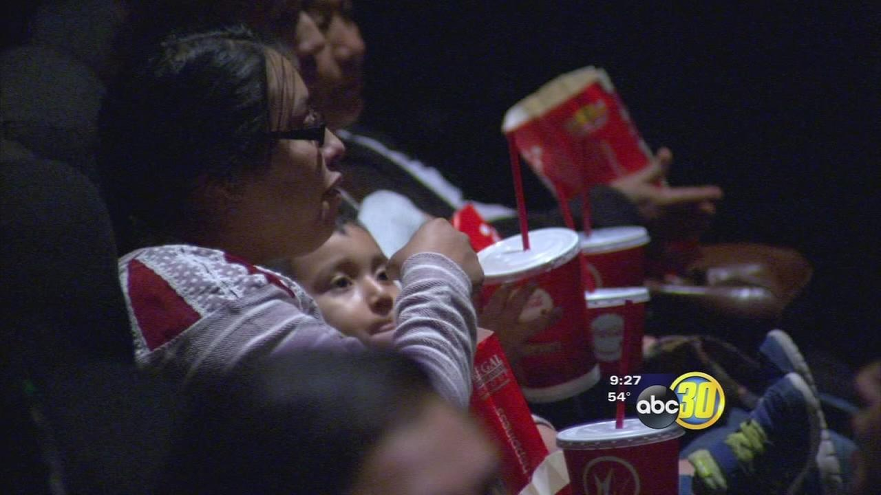 Families Get Sneak Peek of Upcoming Pixar Movie
