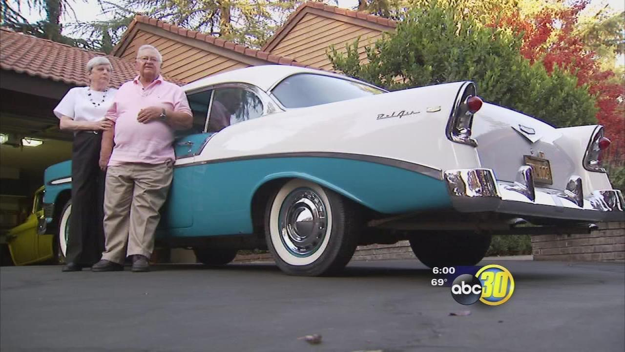 Classic Cars Stolen From Valley Vet Returned Safe