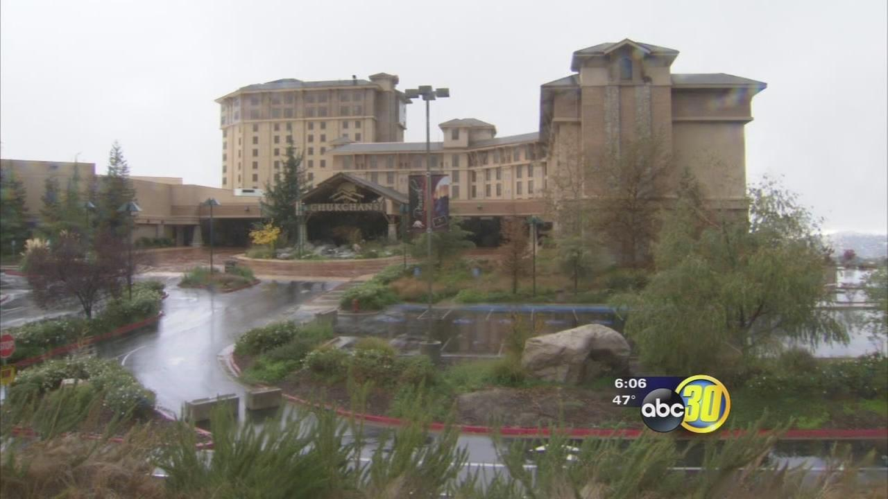 Chuckchansi  Hotel and Casino taking steps to re-open
