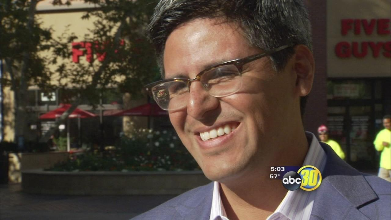 Henry T. Perea announces resignation from California State Assembly