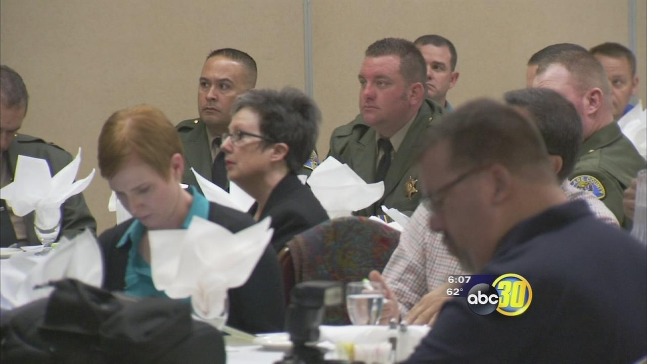 Meeting held in South Valley to combat thieves ripping off local tree nut producers