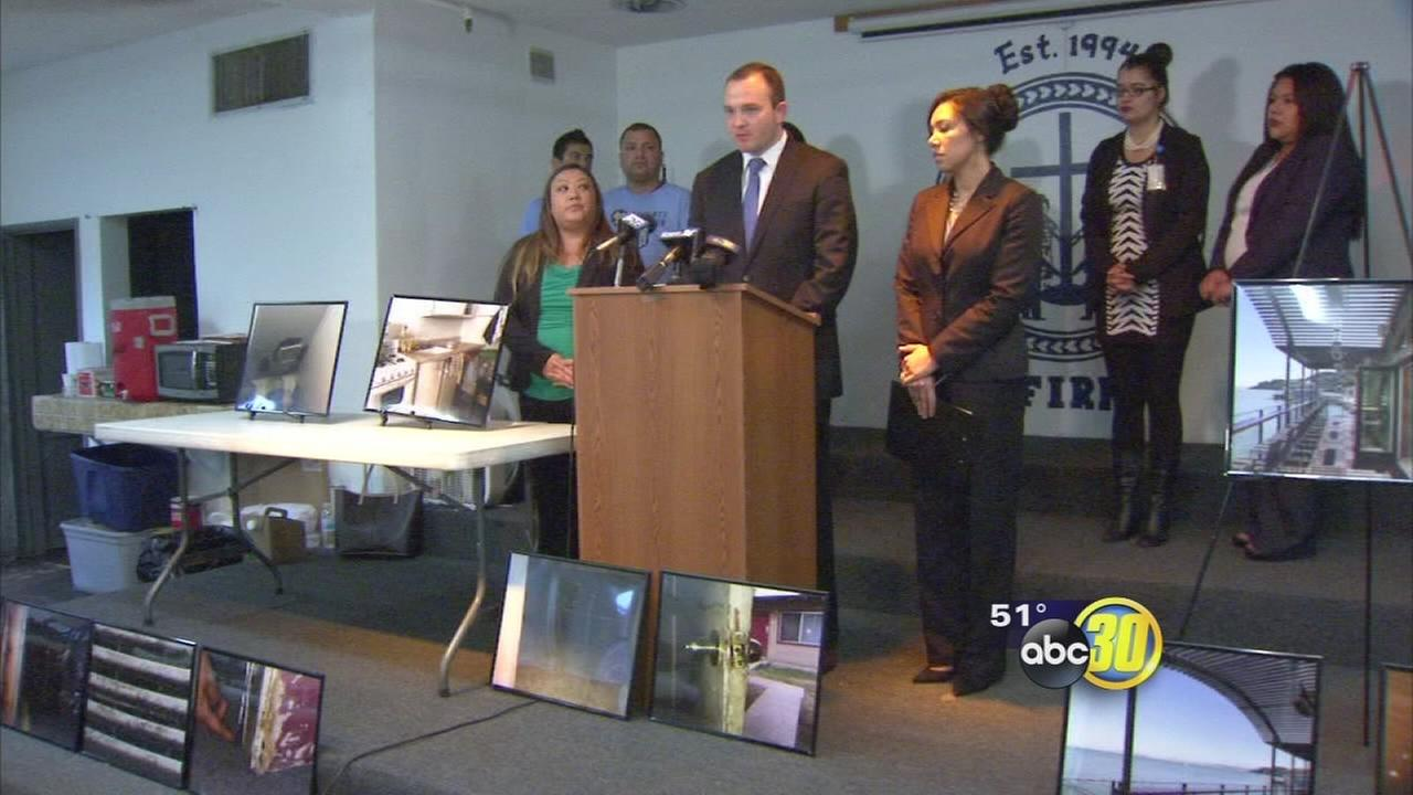 More than 100 Summerset Village tenants filing lawsuit against landlord Chris Henry