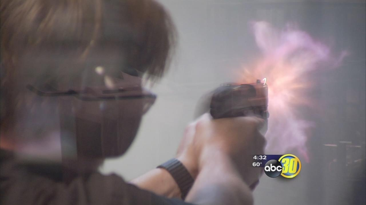 Surge in concealed weapon permit requests