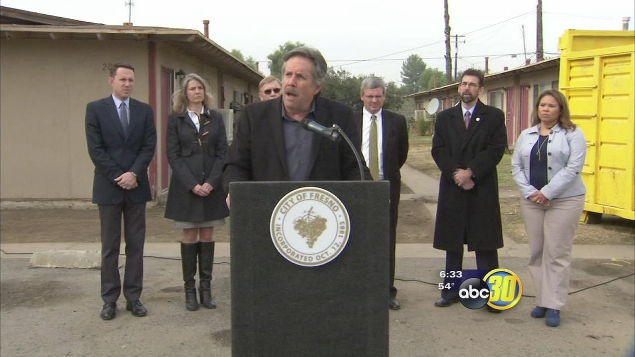 Blighted Fresno apartments prompt city task force