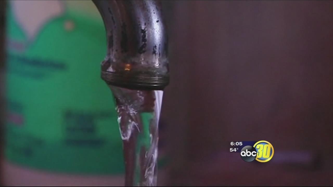 Uranium contaminating Central Valley drinking systems