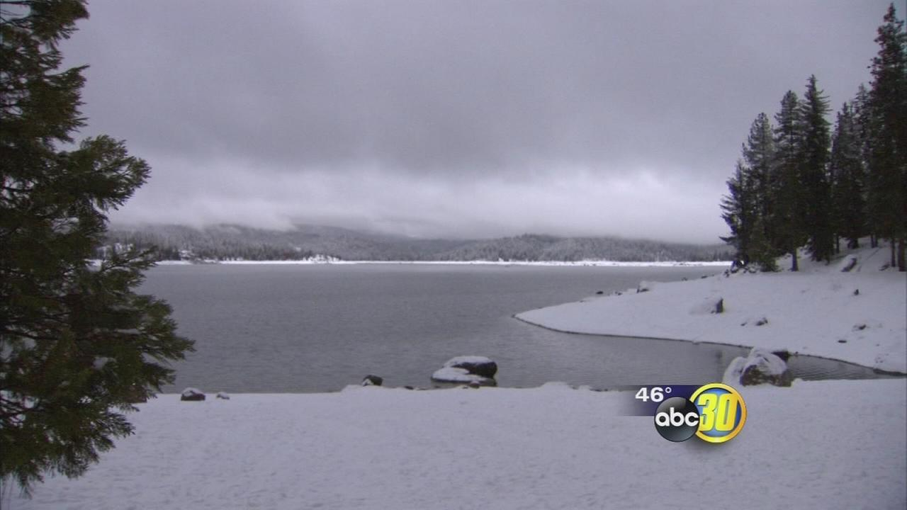 Valley storms bring much needed snow