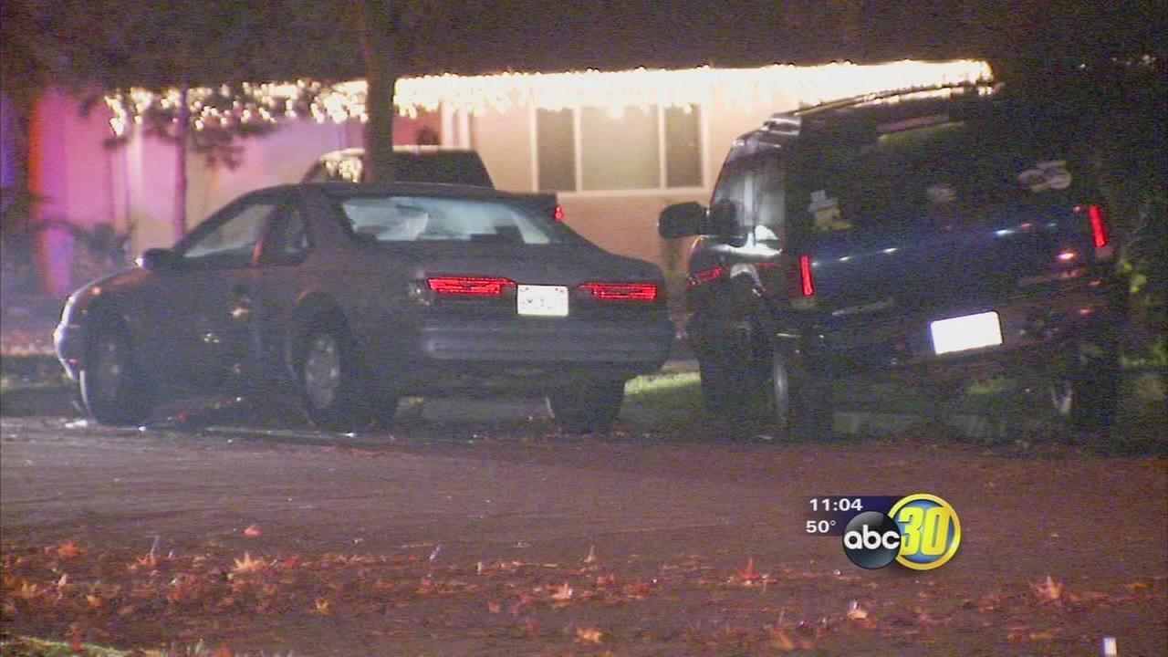 Police looking for suspects of drive-by shooting in Northwest Fresno