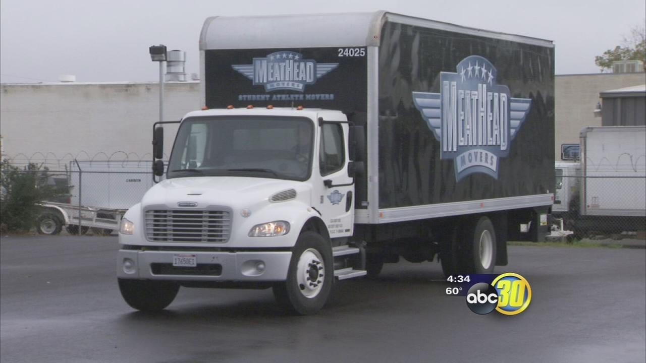 Moving company aids victims of domestic violence