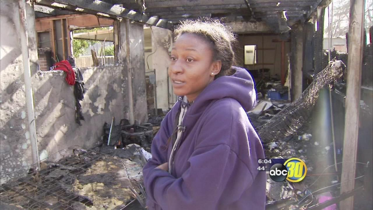 Christmas comes to Fresno family who lost everything in fire