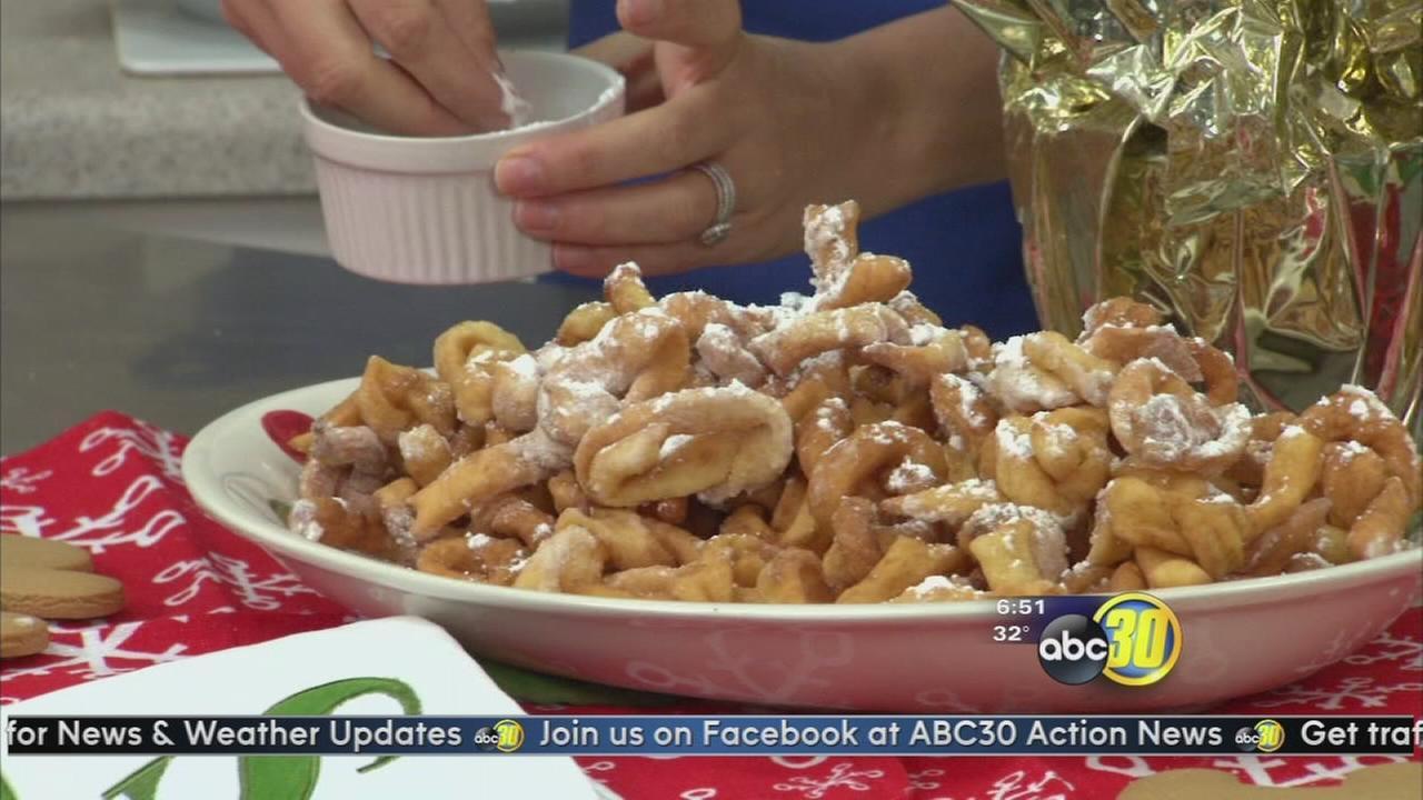 Chef Shayna Recipes: Krostule