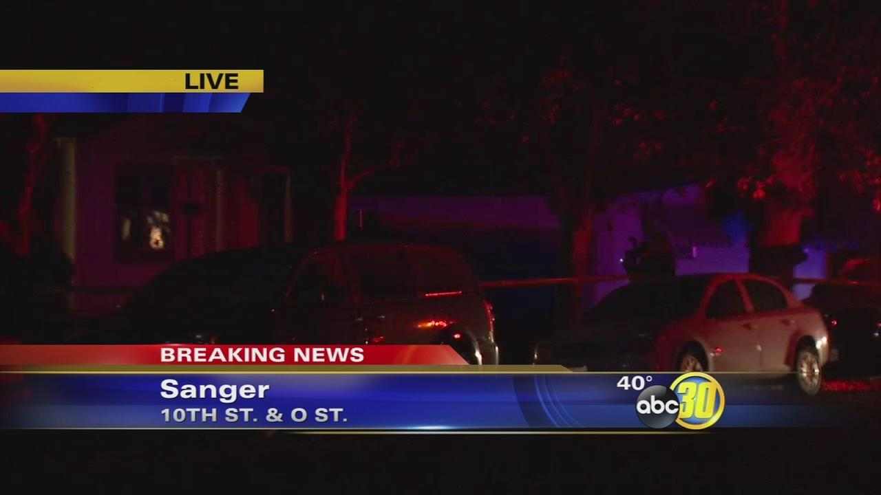 Three people stabbed in Sanger
