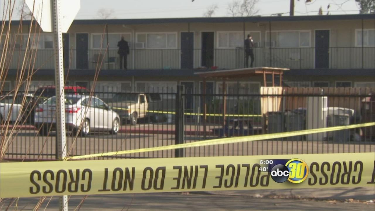 MAN DEAD AFTER AN OFFICER-INVOLVED SHOOTING IN CENTRAL FRESNO