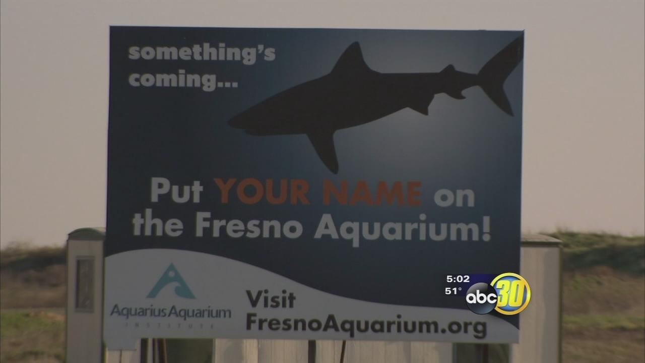 County gives final approval to build Fresno Aquarium