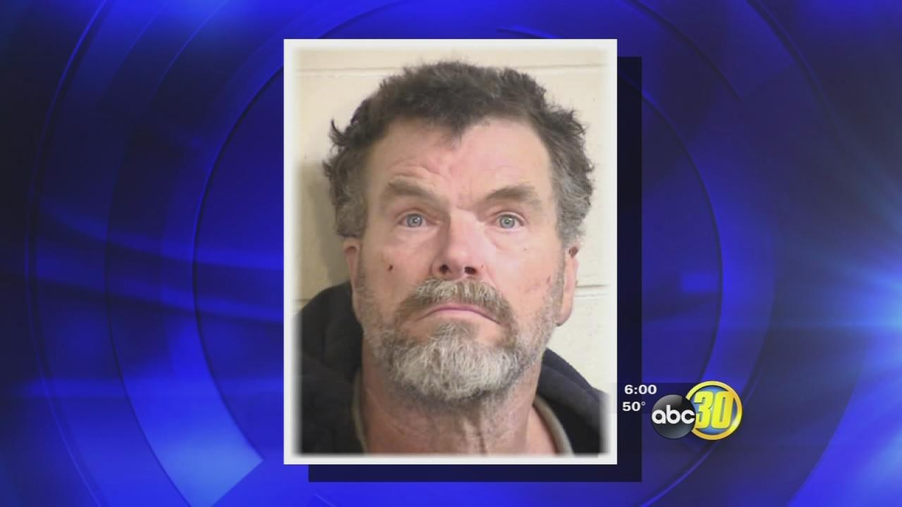 Man arrested near Coalinga on elder abuse charges