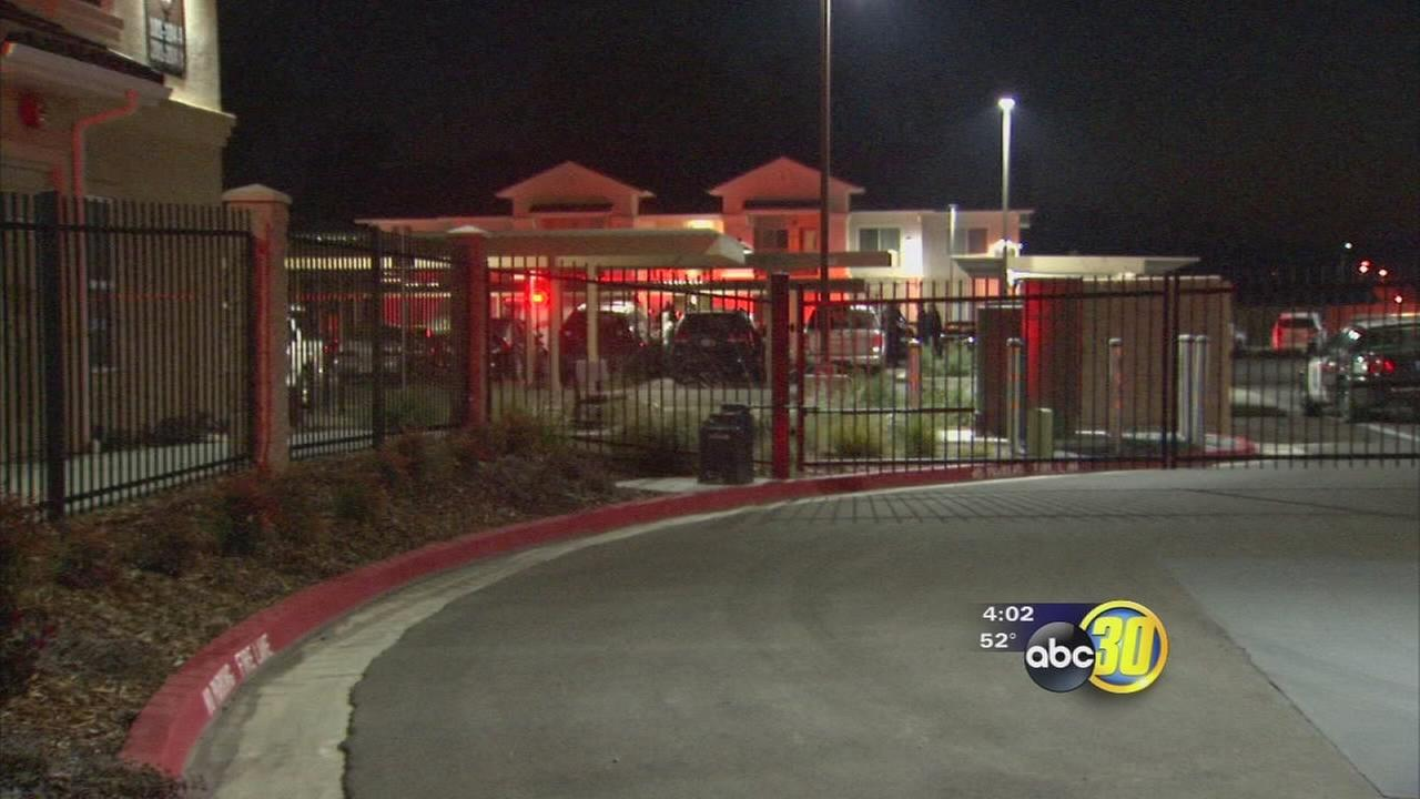 Young father killed early New Years morning in Sanger