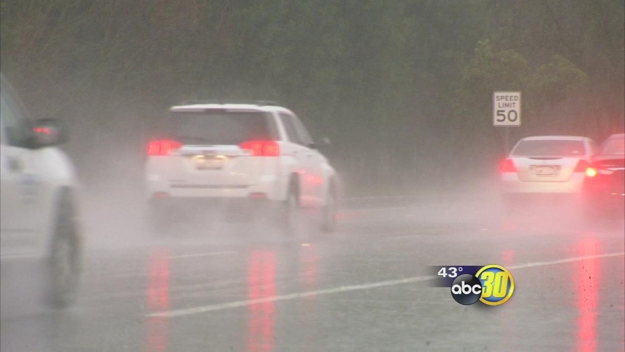Much needed rain hits the Valley with it bringing hope and problems for residents