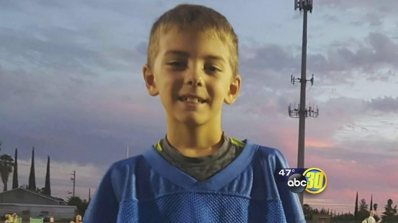 Scholarship set up in memory of young Clovis boy killed in ATV accident