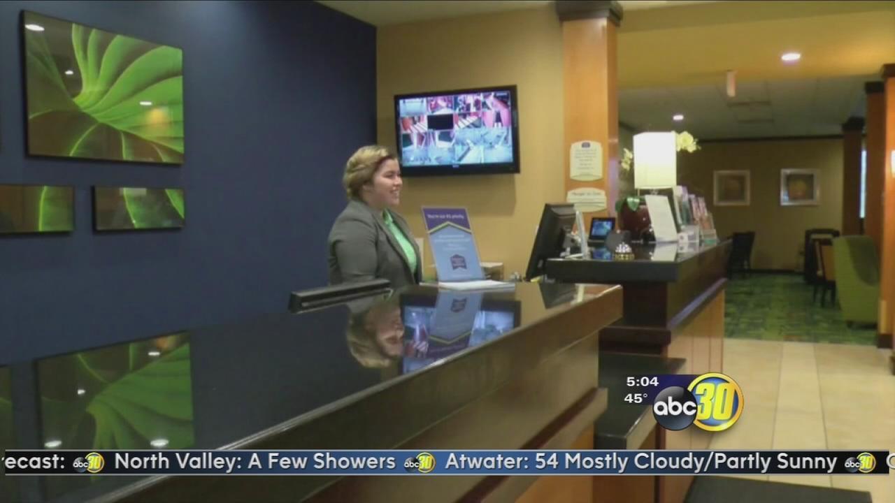 Grapevine, Tehachapi hotels prepare for winter travelers