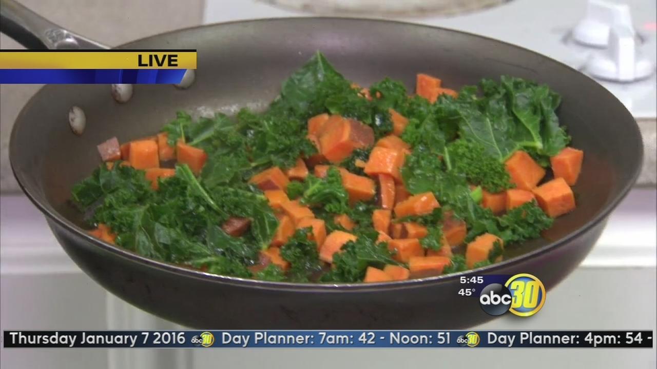 Chef Shaynas warm healthy meals